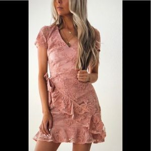 Xenia Boutique Two Sisters Dress